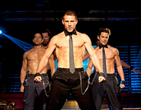 Magic Mike EPK Site