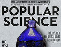 Popular Science Cover Work