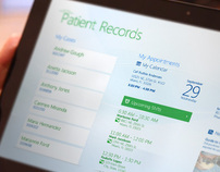 Windows 8 - Patient Records App