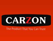 CARZON -  Branding, Web Design