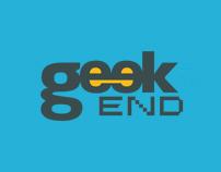 Geekend // Brand Site & Social Media Campaigns