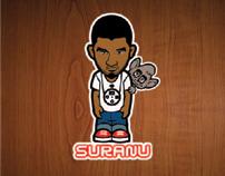 Suranu/bushbaby endorsement Project