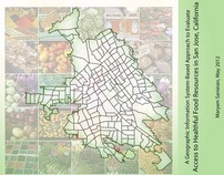 Access to Healthful Food Resources In San Jose, CA