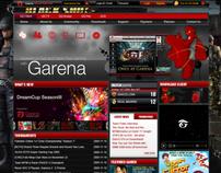 Garena Portal