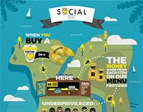 Social Drinks Poster