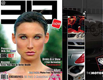 @313Now Magazine Design and Layout
