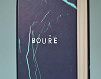 Book Design / Bouře