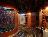 Spaceship Interior 02