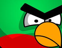 Quetzal Angry Bird