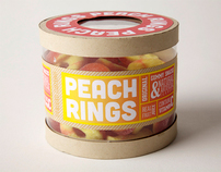 Peach Ring Packaging
