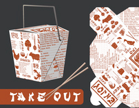 Take Out Package Design
