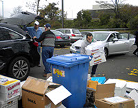 First Bank of Greenwich Sponsors Annual Paper Shredding