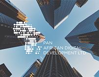 The PAN AFRICAN DIGITAL DEVELOPMENT LTD logo