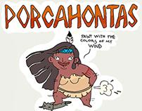 Porcahontas