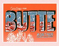 Butte, Montana