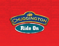 CHUGGINGTON RIDE ON