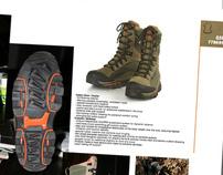 Hillman hunting shoe - 2008