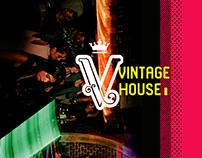 Vintage House. Logo Visual Identity & Branding