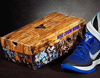 Zoom Kobe VI shoe box