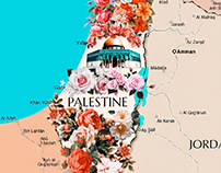 The Real Map: Palestine