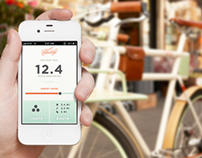Faraday - The Ultimate Electric Bike - iPhone App