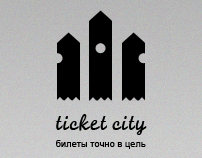 Ticket City logo
