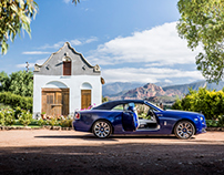 Rolls-Royce Dawn, South Africa