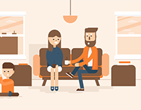 illustration / Trends Storyboard Design