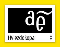 Typeface | Hviezdokopa