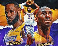 NBA Official Artwork 2019-20