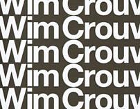Vim Crouwel Wallpaper poster