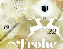 Herrenschmiede Advent calendar