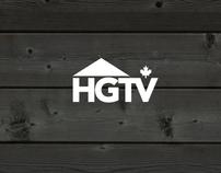 HGTV Canada / Rebrand 2012