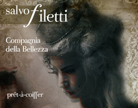 portfolio Salvo Filetti Hair Designer