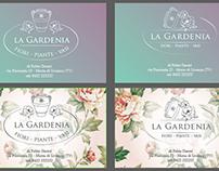 La Gardenia - Logo (2014)