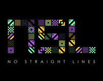 No Straight Lines Logo