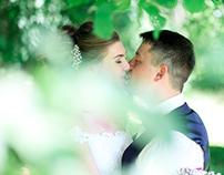 Александр и Александра | свадебная прогулка