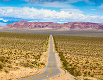 The Road Trip around Las Vegas