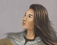 Mongol Girl