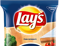 Lays package