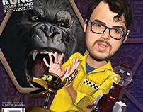 HorrorHound Magazine MST3K cover