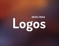 Logotypes 2015/2016