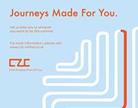 Design - C2C Summer Leisure Campaign