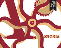Museum of Typography 10 years - Poster Competition