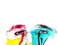 Llorando tinta