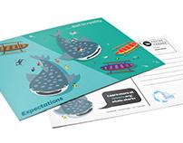 Semiotic Postcard Design