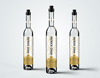 Package Design: Patrick Chan Ice Wine