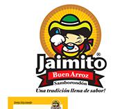 Arroz Jaimito. Samborondón Ecuador