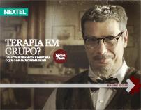 Dr. Saulo - vídeo interativo (Nextel)