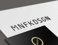 MNFK design / CI concept